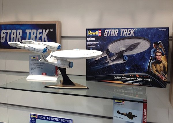 star trek into darkness enterprise model 2