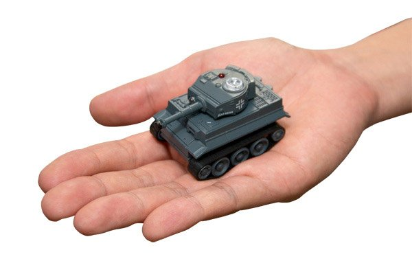 iPad & iPhone Controlled RC Battle Tank is the Future of ...