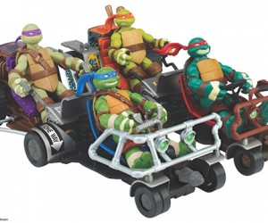 TMNT Patrol Buggy: Ninja Turtles, Assemble!