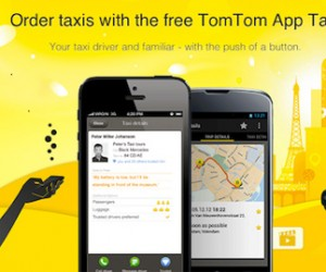 TomTom Taxi iPhone App: Never Miss Hailing a Taxi Again