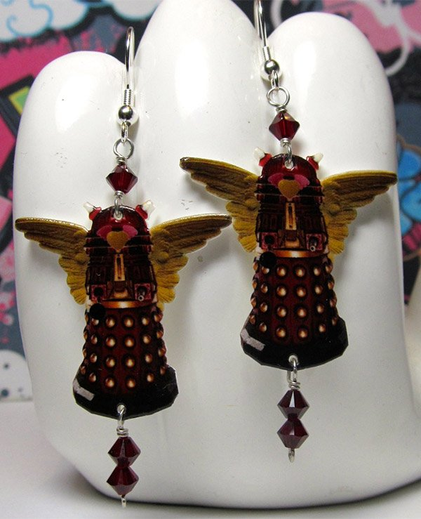 valentines_dalek_earrings