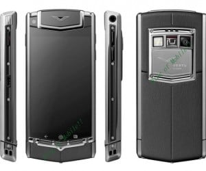 Vertu Constellation Ti Runs Android: Nope, Open Source Doesn't Make it Any Cheaper
