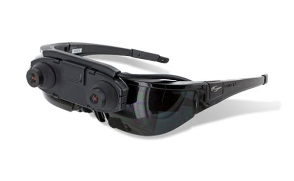 vuzix wrap 1200ar glasses