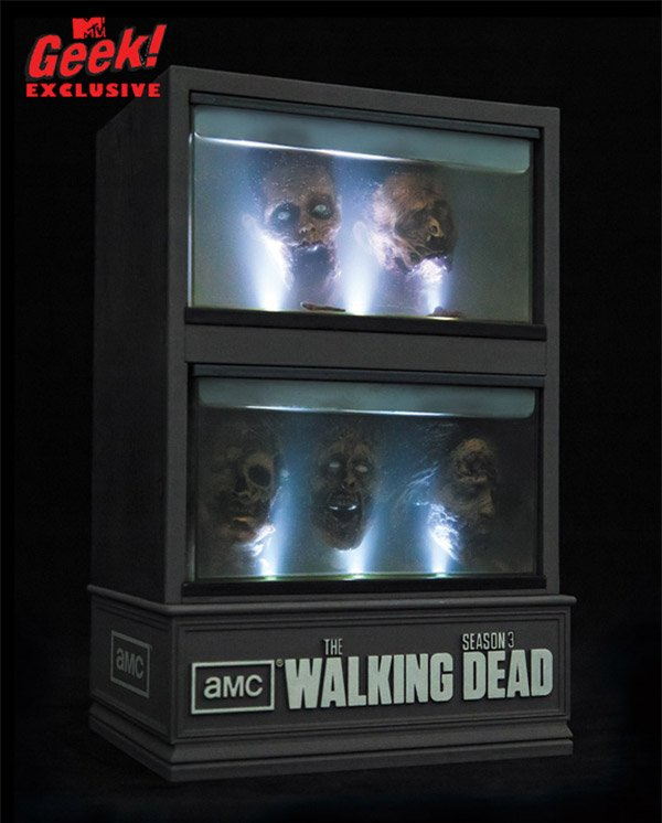 walking dead season 3 case lit