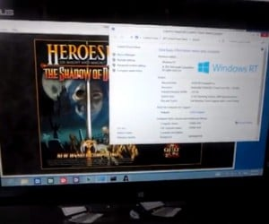 Emulator Runs x86 Windows Apps on Windows RT Devices: A Window to the Full Windows