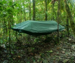 Camping Hammock Lets You Relax While You're Roughing It – Does That Make Sense?