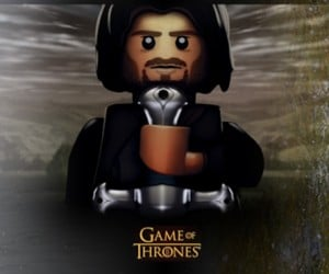 Game of Thrones Gets LEGO-Lized