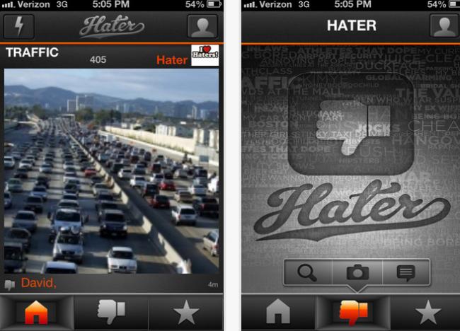 Hater App1