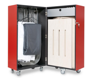 Hotello is a Hotel Room in a Suitcase!
