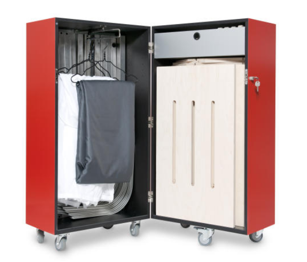 Hotello is a Hotel Room in a Suitcase! - Technabob