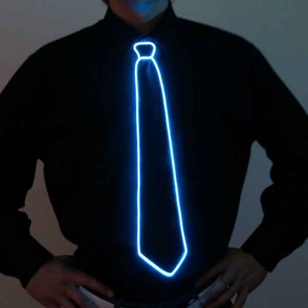 LED Outline Tie