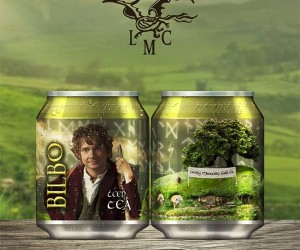 Lonely Mountain Cola: If The Hobbits Made Their Own Soda…