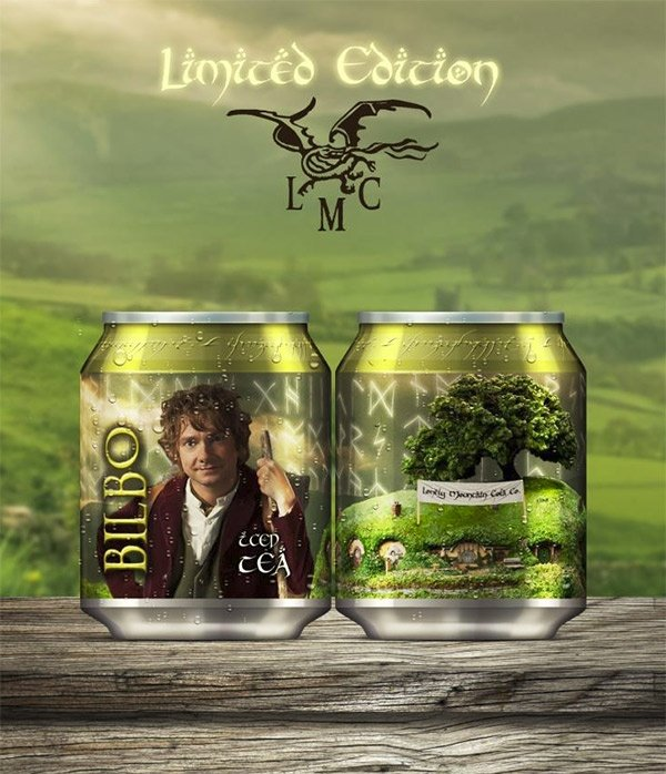 Lonely Mountain Cola