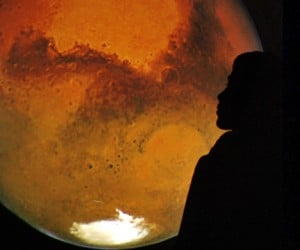 "Mars Has a ""Non-Negligible"" Chance of Being Hit by a Comet in 2014"