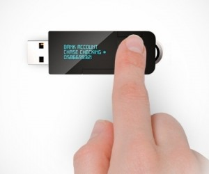 MyIDKey Puts All of Passwords at the Tip Of Your Finger, Literally.