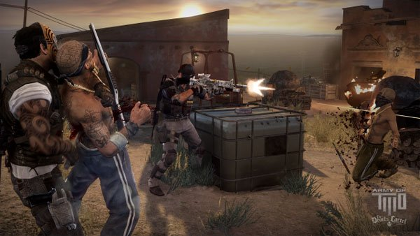 Army of Two the Devil's Cartel to Get Co-op Demo on 3/12