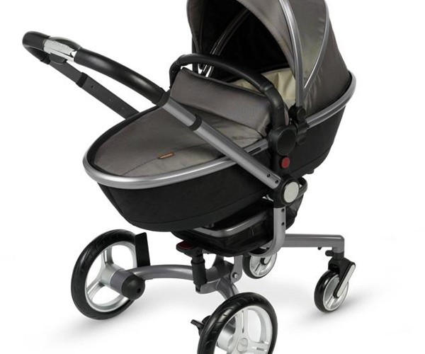 The Aston Martin of Strollers is Actually an Aston Martin