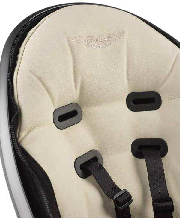 aston martin stroller silver cross surf babies interior photo