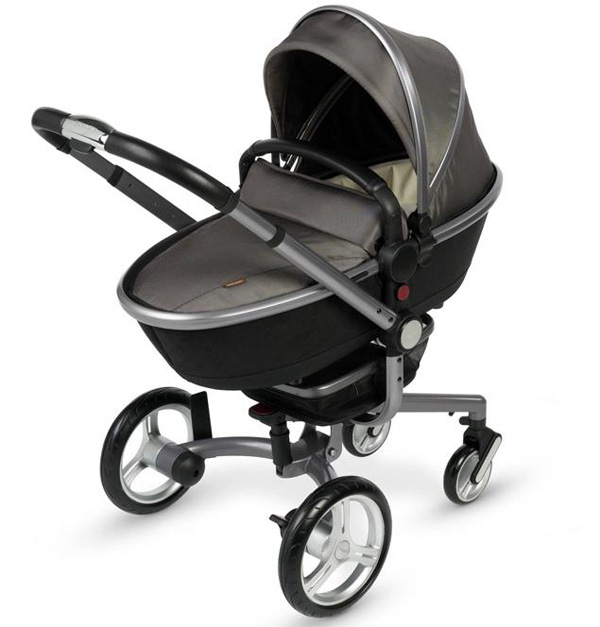 aston martin stroller silver cross surf babies photo