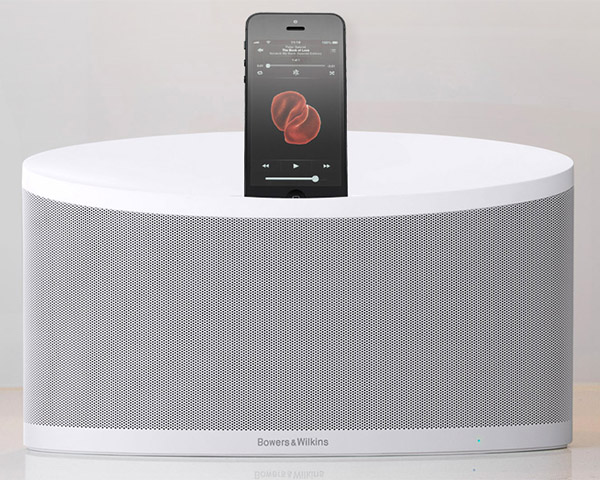 b w z2 wireless speaker white