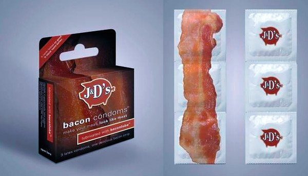 Bacon Condoms?