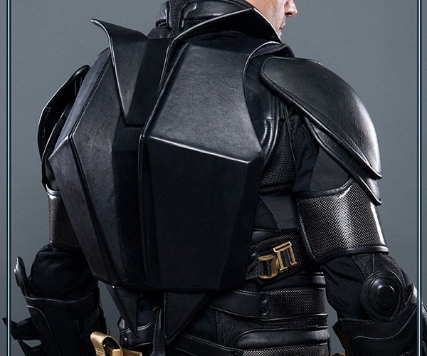 Batman Backpack: in Case Utility Belts Are Not Your Thing