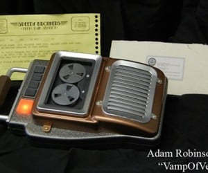 Rare BioShock Audio Diary for Sale: Reel-to-Reel and Under-the-Sea