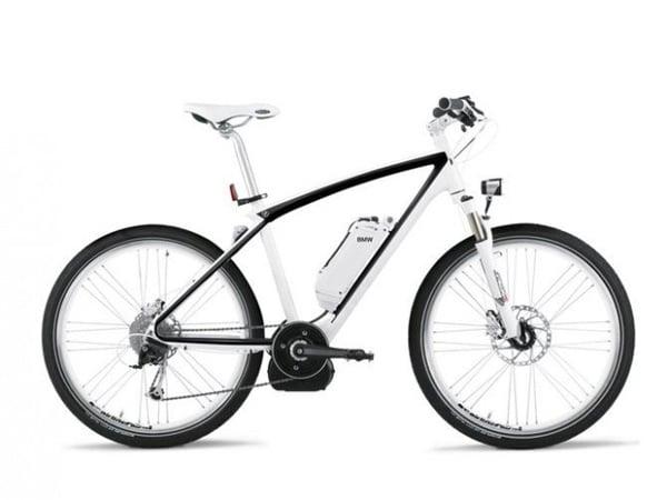 bmw electric bike cruise photo