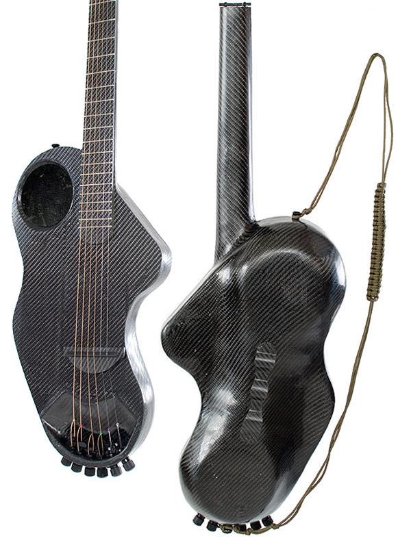carbon fiber guitar 2