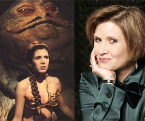 Carrie Fisher Says She Will Be Returning in Star Wars: Episode 7