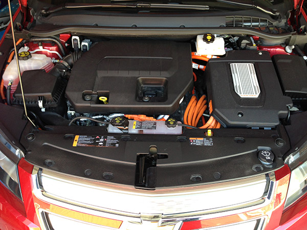 chevy volt engine voltec