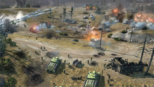 Company of Heroes 2 Closed Beta Kicks off April 2