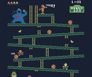 cookie kong 300x250