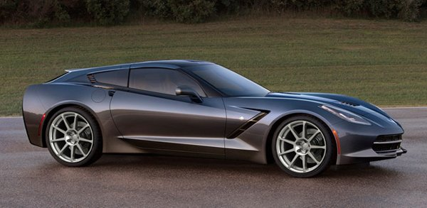 corvette stingray shooting brake aerowagon callaway side