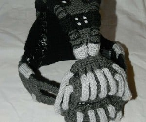 crocheted bane mask by rose pope 5 300x250