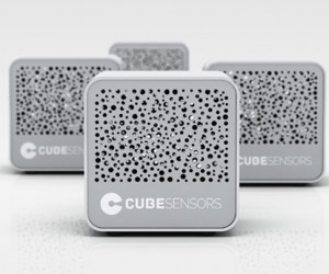 CubeSensors: Track the Fitness of Your Home