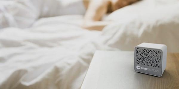cubesensors sensors remote interior app bedroom photo