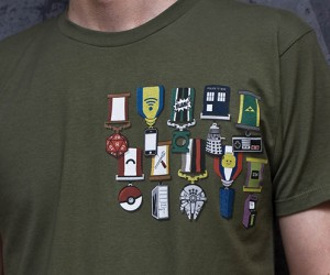 decorated nerd t shirt by nerd approved 300x250