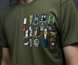 decorated nerd t shirt by nerd approved 5 300x250