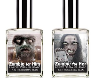 Zombie Perfumes: Smell Like the Undead