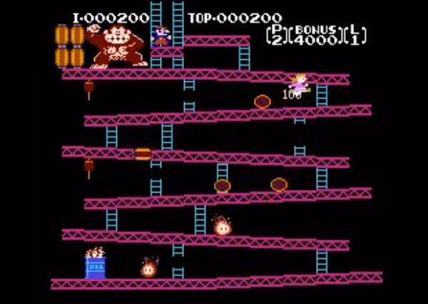 Dad Hacks Donkey Kong So Daughter Can Play as the Damsel and Save Mario