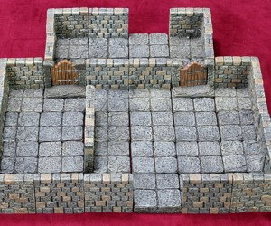 Dwarven Forge Game Tiles: Affordable Adventuring