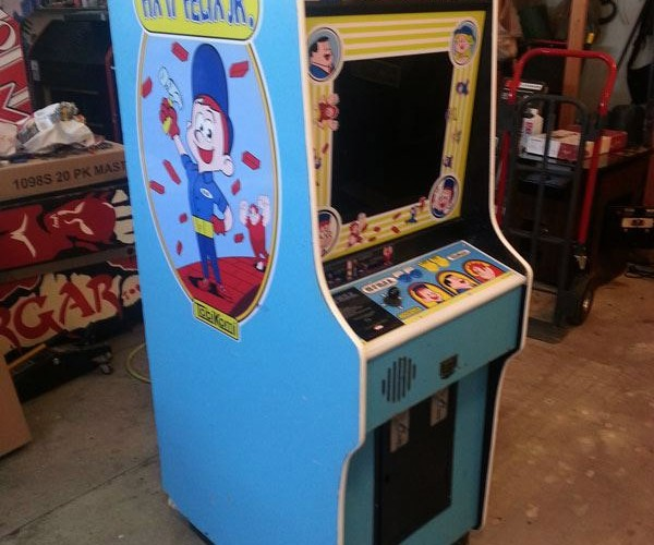 Actual Fix it Felix Machine Headed to Midwest Gaming Classic!