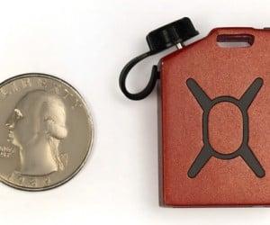 Fuel Micro-USB Charger: Jerry Can Charge Your Phone