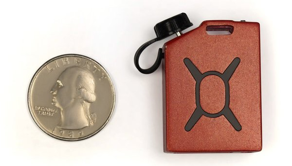 fuel jerry can micro usb charger by devotec industries