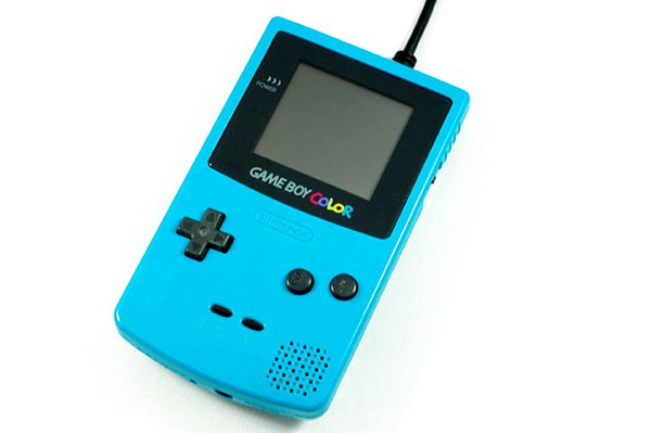 Game Boy Color External Hard Drive: 8 Trillion Bit Handheld
