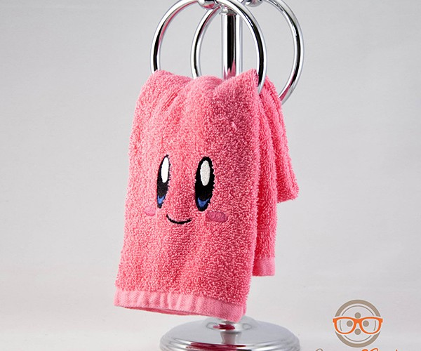 Geeky Hand Towels: Cleanliness is Next to Geekiness