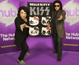 KISS Hello Kitty TV Show Coming, Say What?