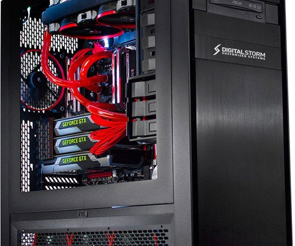 Digital Storm Hailstorm II Gaming PC: The Power to Crush Your Virtual Enemies