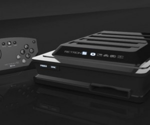 Hyperkin RetroN 5 Console Announced, Skipping RetroN 4